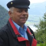 Kaptitän und Fahrlehrer Stöfi Rohrer